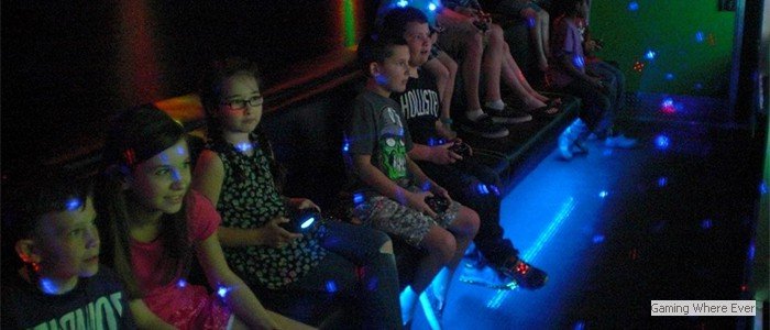 Chicago Video Game Truck And Laser Tag Party Experts